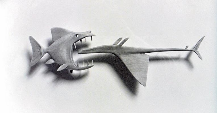 Shark & Sardine, Huon Pine
